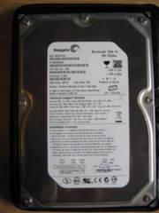 Винчестер200Гб Seagate Barracuda SATA
